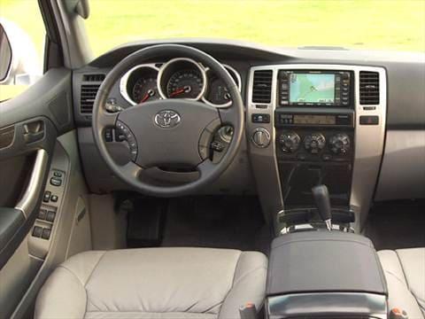 Marvelous ... 2005 Toyota 4runner Interior