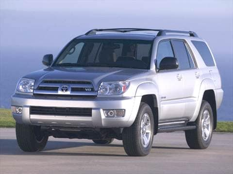 Superb 2005 Toyota 4runner. 17 MPG Combined