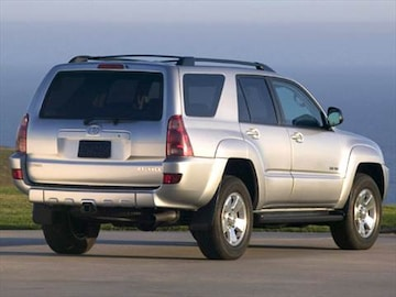 2005 toyota 4runner manual