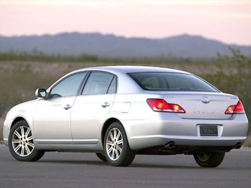Toyota Camry Touring Specs