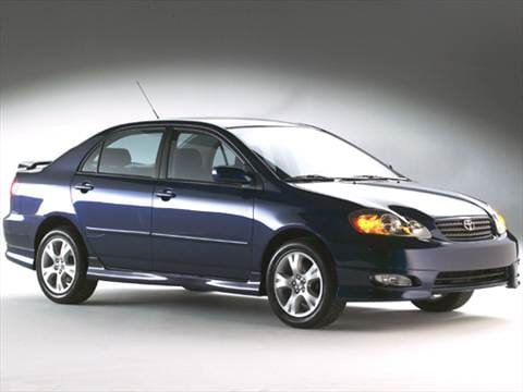 2005 Toyota Corolla Pricing Ratings Amp Reviews Kelley
