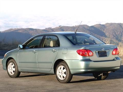 Awesome ... 2005 Toyota Corolla Exterior ...