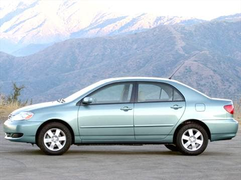 2005 Toyota Corolla LE Sedan 4D Pictures and Videos ...