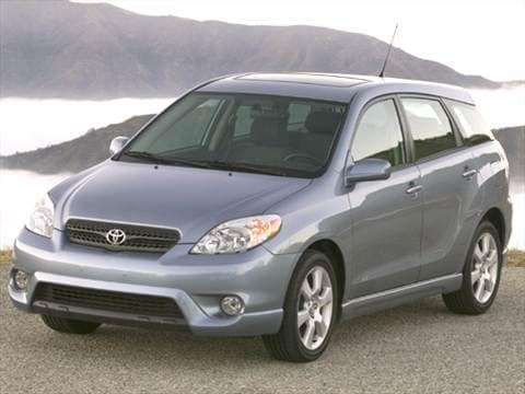 2005 Toyota Matrix XRS Sport Wagon 4D  photo