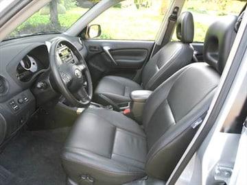 2005 Toyota Rav4 Interior