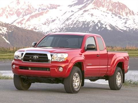 2005 toyota tacoma access cab pricing ratings reviews. Black Bedroom Furniture Sets. Home Design Ideas