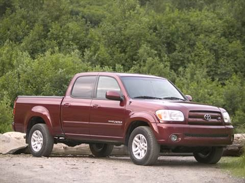 Superior 2005 Toyota Tundra Double Cab. 15 MPG Combined