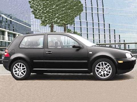 2005 Volkswagen Golf GL Hatchback 2D  photo