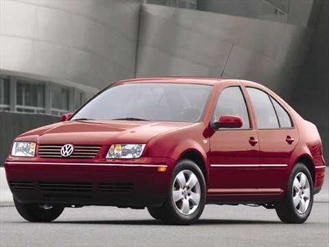 2005 Volkswagen Jetta GL Sedan 4D  photo
