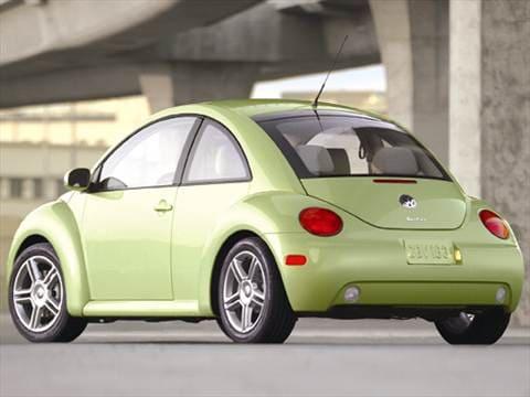2005 Volkswagen New Beetle | Pricing, Ratings & Reviews | Kelley Blue Book
