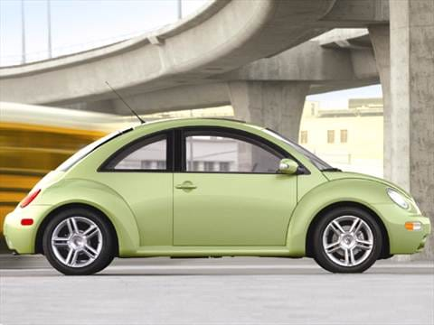 2005 volkswagen new beetle gls hatchback 2d pictures and. Black Bedroom Furniture Sets. Home Design Ideas