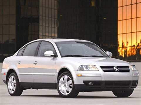 2005 volkswagen passat pricing ratings reviews. Black Bedroom Furniture Sets. Home Design Ideas
