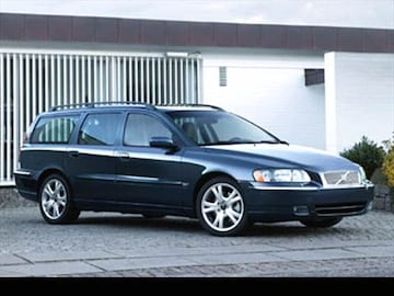 2005 Volvo V70 | Pricing, Ratings & Reviews | Kelley Blue Book