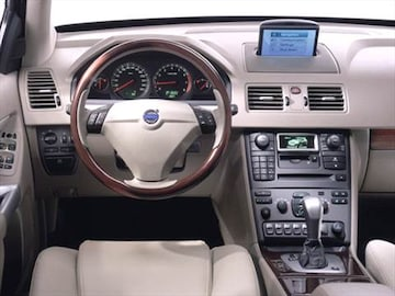 2005 volvo xc90 pricing ratings reviews kelley blue. Black Bedroom Furniture Sets. Home Design Ideas