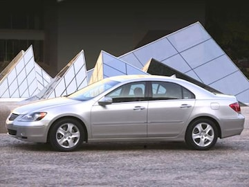 Acura RL Pricing Ratings Reviews Kelley Blue Book - Used acura rl for sale by owner