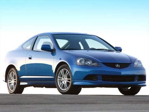 Acura RSX Pricing Ratings Reviews Kelley Blue Book - Used acura rsx
