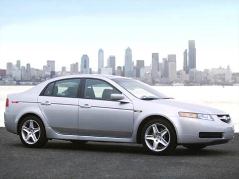 Acura TL Pricing Ratings Reviews Kelley Blue Book - 2005 acura tl dashboard replacement