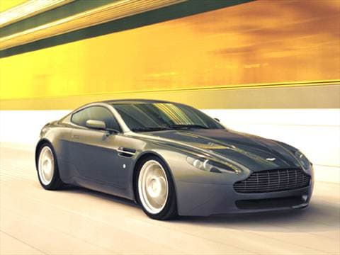 Aston Martin Vantage Pricing Ratings Reviews Kelley Blue - 2006 aston martin