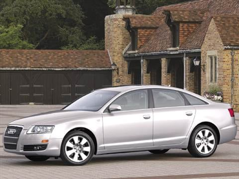 2006 Audi A6 Pricing Ratings Reviews Kelley Blue Book