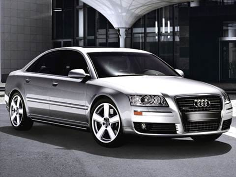 Audi A Pricing Ratings Reviews Kelley Blue Book - 2006 audi a8