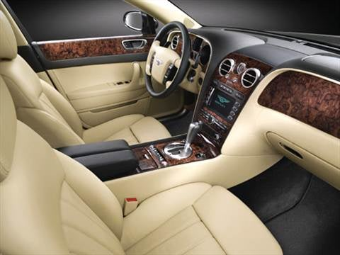 2006 bentley continental Interior