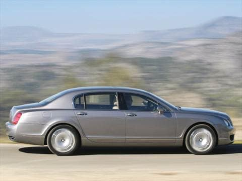 2006 bentley continental Exterior