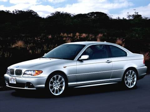 2006 BMW 3 Series 325Ci Coupe 2D  photo