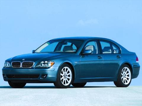 2006 BMW 7 Series 750i Sedan 4D  photo