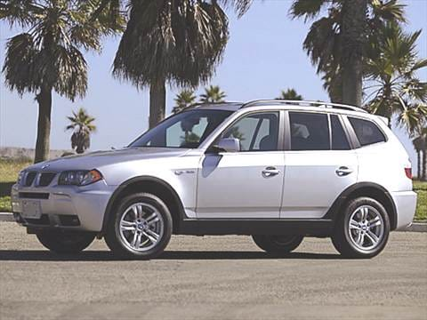 2006 Bmw X3 Pricing Ratings Reviews Kelley Blue Book