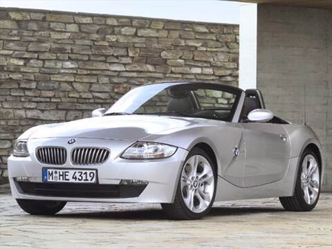 2006 Bmw Z4 Pricing Ratings Amp Reviews Kelley Blue Book