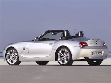 2006 bmw z4 pricing ratings reviews kelley blue book. Black Bedroom Furniture Sets. Home Design Ideas
