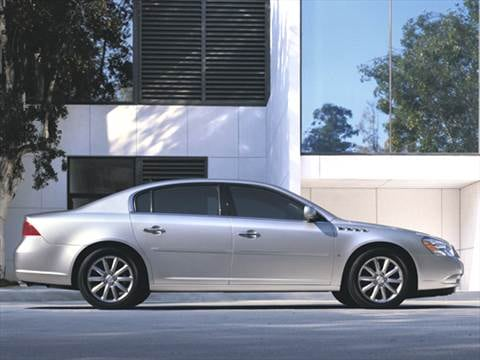 2006 Buick Lucerne Pricing Ratings Reviews Kelley Blue Book