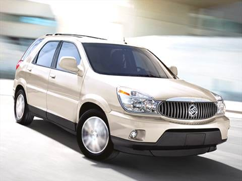 2006 buick rendezvous pricing ratings reviews. Black Bedroom Furniture Sets. Home Design Ideas