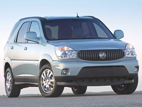 2006 buick rendezvous cxl sport utility 4d pictures and. Black Bedroom Furniture Sets. Home Design Ideas