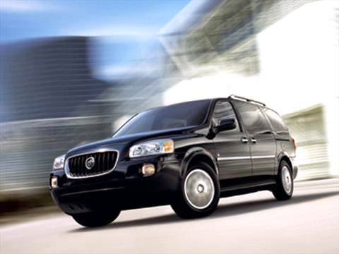 2006 buick terraza cxl minivan 4d pictures and videos. Black Bedroom Furniture Sets. Home Design Ideas