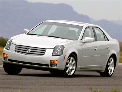 2006 Cadillac CTS | Pricing, Ratings & Reviews | Kelley Blue Book