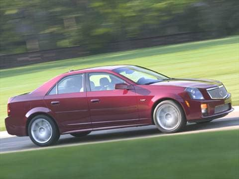 2006 Cadillac CTS-V Sedan 4D Pictures and Videos   Kelley ...