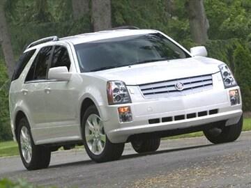 2006 Cadillac Srx Exterior