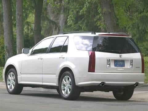 2006 Cadillac Srx Pricing Ratings Amp Reviews Kelley