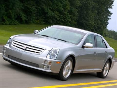 2006 cadillac sts pricing ratings reviews kelley. Black Bedroom Furniture Sets. Home Design Ideas