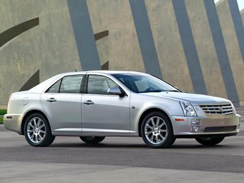 2006 cadillac sts pricing ratings reviews kelley blue book 2006 Cadillac STS-V 2006 cadillac sts exterior
