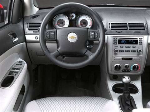2006 chevrolet cobalt Interior