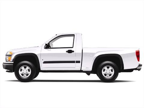 2006 chevrolet colorado regular cab Exterior