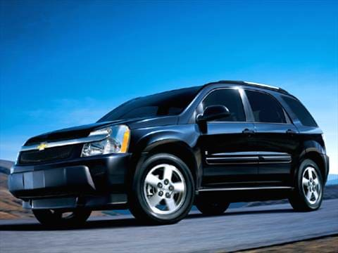 2006 chevrolet equinox pricing ratings reviews. Black Bedroom Furniture Sets. Home Design Ideas