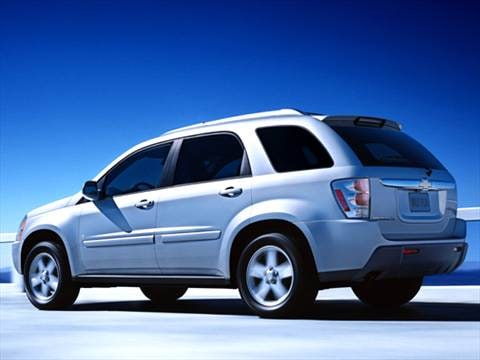 2006 chevrolet equinox lt sport utility 4d pictures and videos kelley blue book. Black Bedroom Furniture Sets. Home Design Ideas