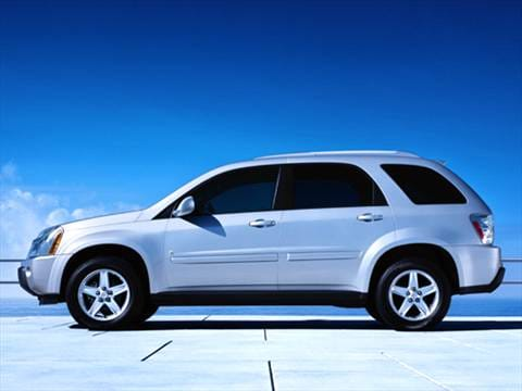 2006 chevrolet equinox ls sport utility 4d pictures and. Black Bedroom Furniture Sets. Home Design Ideas