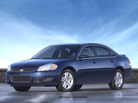 2006 Chevrolet Impala Pricing Ratings Reviews Kelley Blue Book