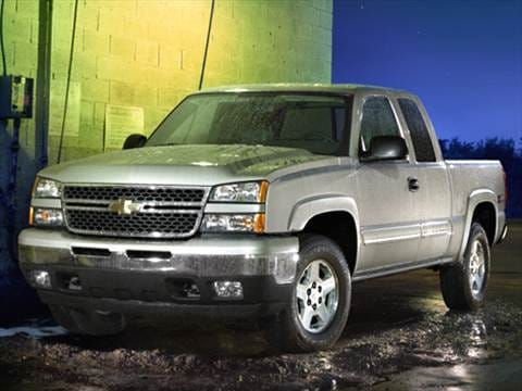 2006 Chevrolet Silverado 1500 Extended Cab Work Truck Pickup 4D 6 1/2 ft  photo