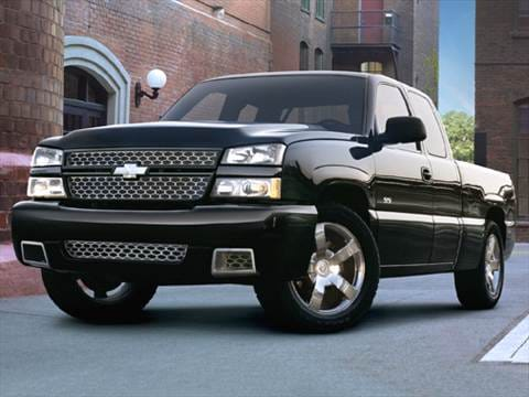 2006 Chevrolet Silverado 1500 Extended Cab SS Pickup 4D 6 1/2 ft  photo