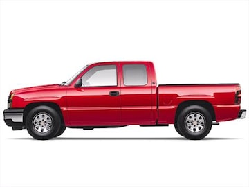 2006 Chevrolet Silverado 1500 Extended Cab | Pricing ...